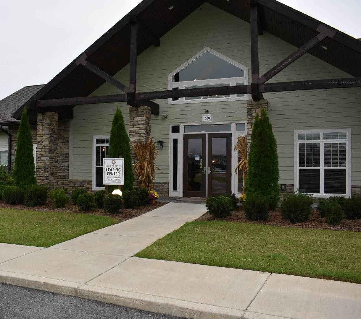 Leasing Center at Copperfield Apartments, Tennessee